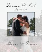Storybook Wedding Albums designed in-house by a degreed Graphic Artist!